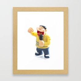 toy 2 Framed Art Print