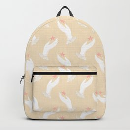 Hands and Star Backpack