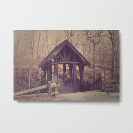 The Haunts of Nature Metal Print