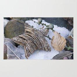 Nature Christmas Rug