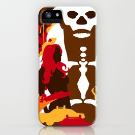 James Bond Golden Era Series :: Live and Let Die iPhone Case