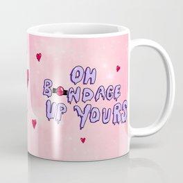 Up Yours Coffee Mug
