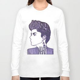 Say What? Long Sleeve T-shirt
