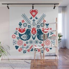 Hygge Wall Mural