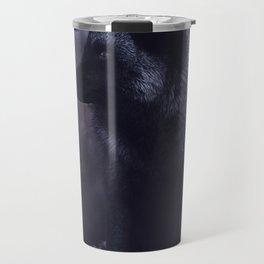 Dark Fox Travel Mug