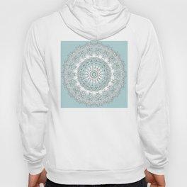 Mandala - Boho - Sacred Geometry - Pastels - Hoody