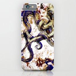 Octopus Skull iPhone Case
