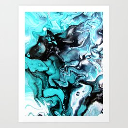 Something Art Print