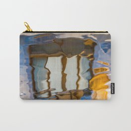 Gaudi Abstract Glass Reflections Carry-All Pouch