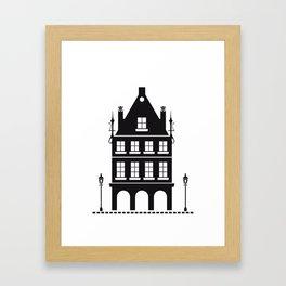 Casitas (03) Framed Art Print