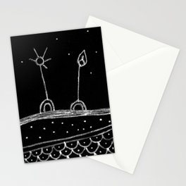 Night 1 Stationery Cards
