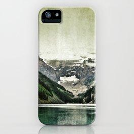Lake Louise, Banff iPhone Case