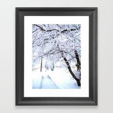 Glazed Framed Art Print