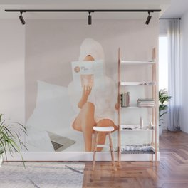 Weekend Morning II Wall Mural