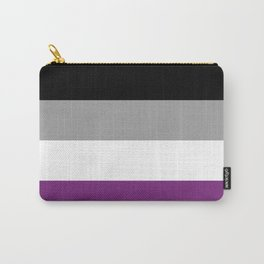 Asexual Flag Carry-All Pouch