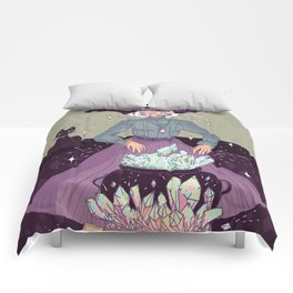 Crystal Witch Comforters