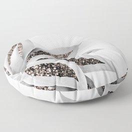 Agave Finesse Glitter Glam #1 #tropical #decor #art #society6 Floor Pillow