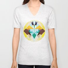 No Time for Space Unisex V-Neck
