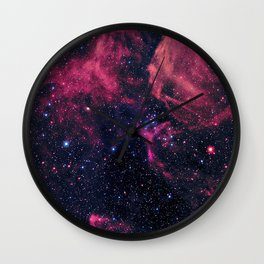 Supernova Remnant Wall Clock