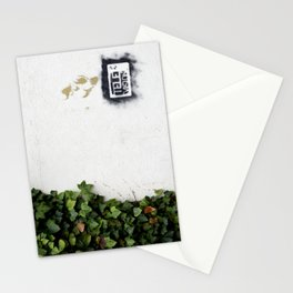 Television versus nature Stationery Cards