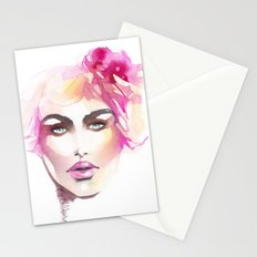 Pretty in Pink Stationery Cards