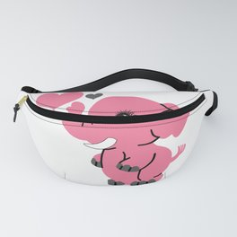 Pink Baby Elephant Fanny Pack