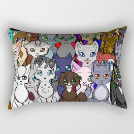 Warrior Group Rectangular Pillow