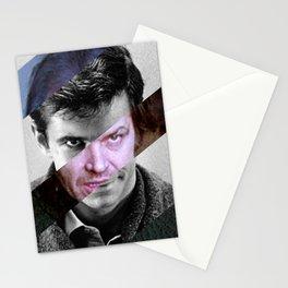MashUp of Norman Bates & Jack Torrance Stationery Cards