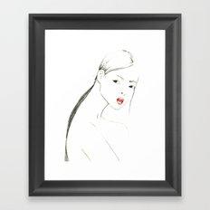 Japa Framed Art Print