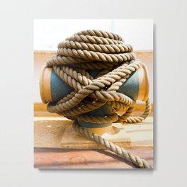 Starboard Metal Print