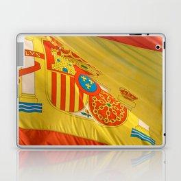 Spain in the focus Laptop & iPad Skin
