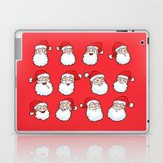 12 Santas Laptop & iPad Skin