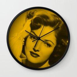 Mickey Rooney Wall Clock