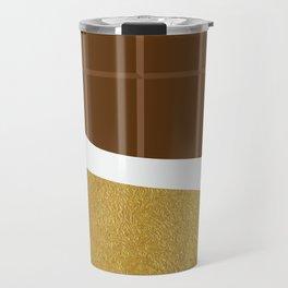 chocolate yum! Travel Mug