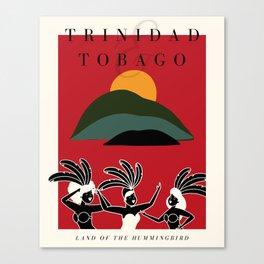 Trinidad & Tobago Exhibition Canvas Print