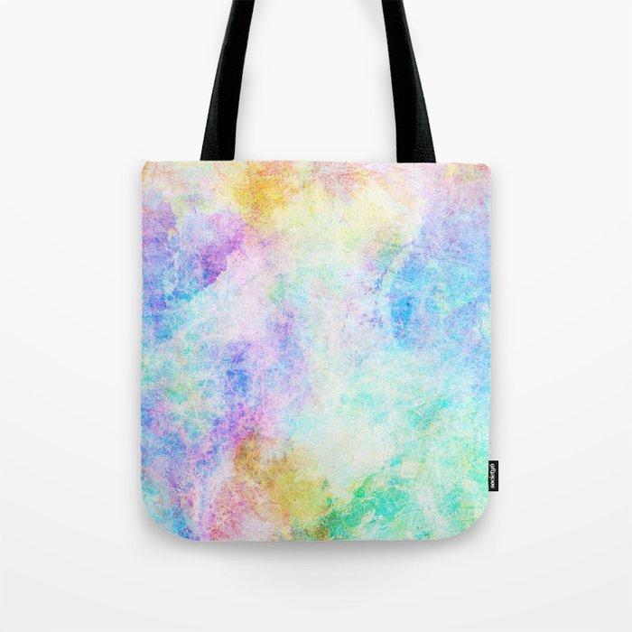 Pastel Color Splash 04 Tote Bag
