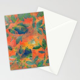 Autumn and Leaves Stationery Cards