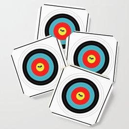 Marksman Target Grouping Coaster
