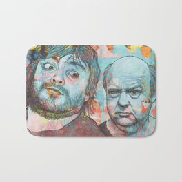 Tenacious D - This Is Just A Tribute, To The Greatest Band In The World Bath Mat