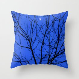 Magic in the Moonlight Throw Pillow
