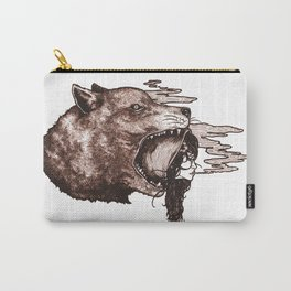 little red. Carry-All Pouch