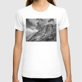 Monochrome Yosemite National Park T-shirt