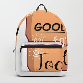 Today Is Good Work or Boss Gift Backpack