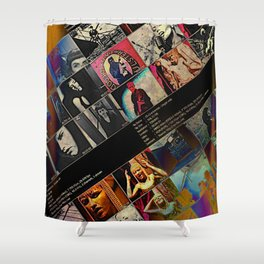 Everybody Else Is Doing It, So Why Can't We? Shower Curtain