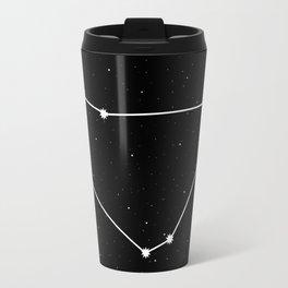 Capricorn Astrology Star Sign Travel Mug