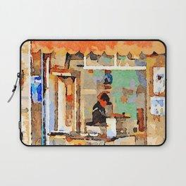 Shop in Aleppo Laptop Sleeve