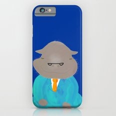 Napping Mr.Hippo Slim Case iPhone 6s