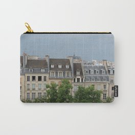 Houses in Paris  Carry-All Pouch