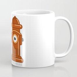 fire h.eye.drant Coffee Mug