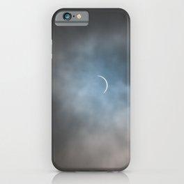 Solar eclipse Chile 2020 iPhone Case